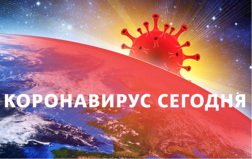 Коронавирус в России: данные на 1 августа