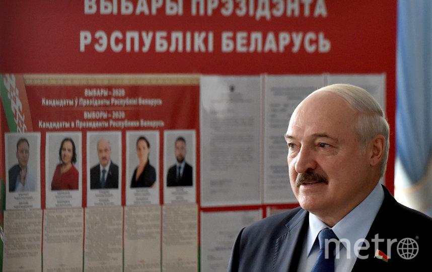 Лукашенко проголосовал на президентских выборах в Белоруссии