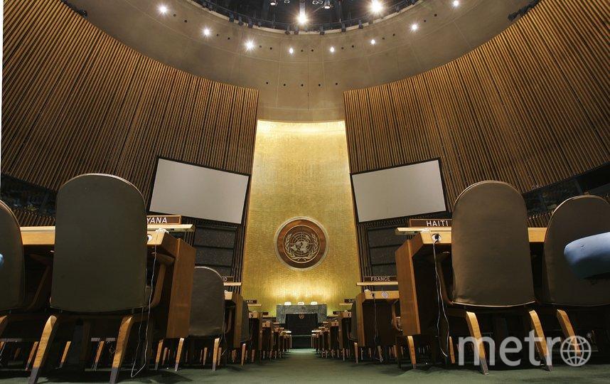 Сессия ООН впервые пройдёт дистанционно