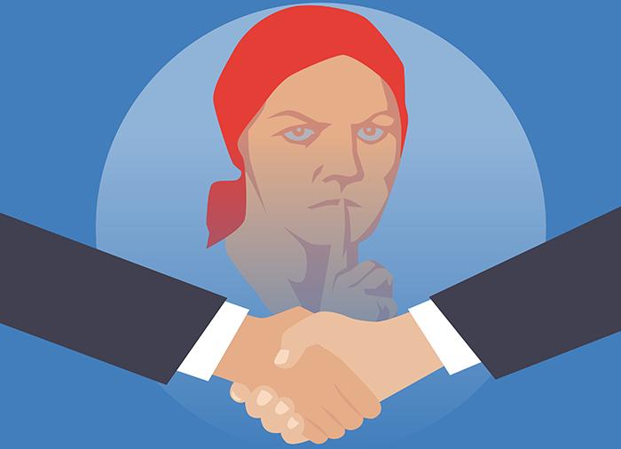 Восемь вредных советов: что юристу не стоит говорить на переговорах