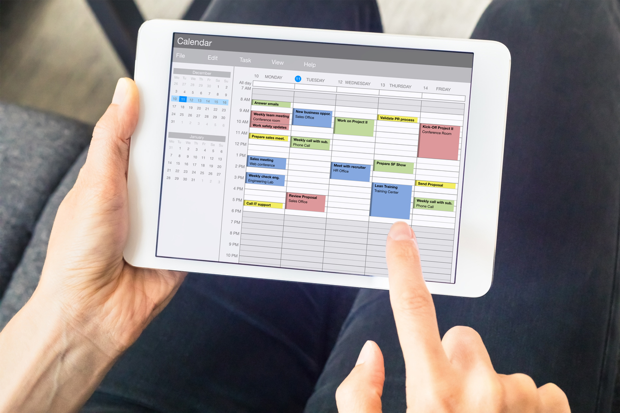 Интуитивное расписание повысит вашу производительность и сохранит душевное спокойствие. Как это работает
