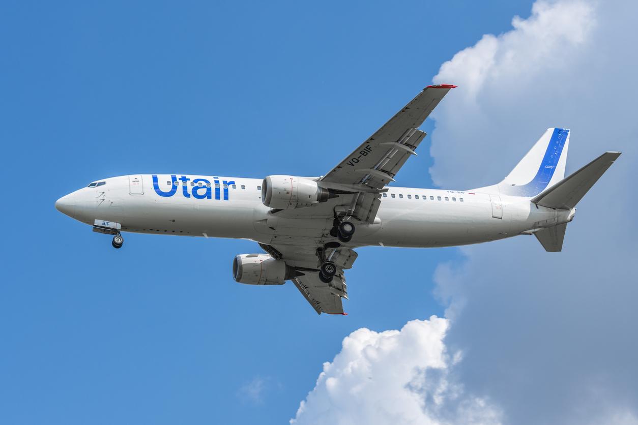 Utair будет рассылать пассажирам тесты на коронавирус перед вылетом