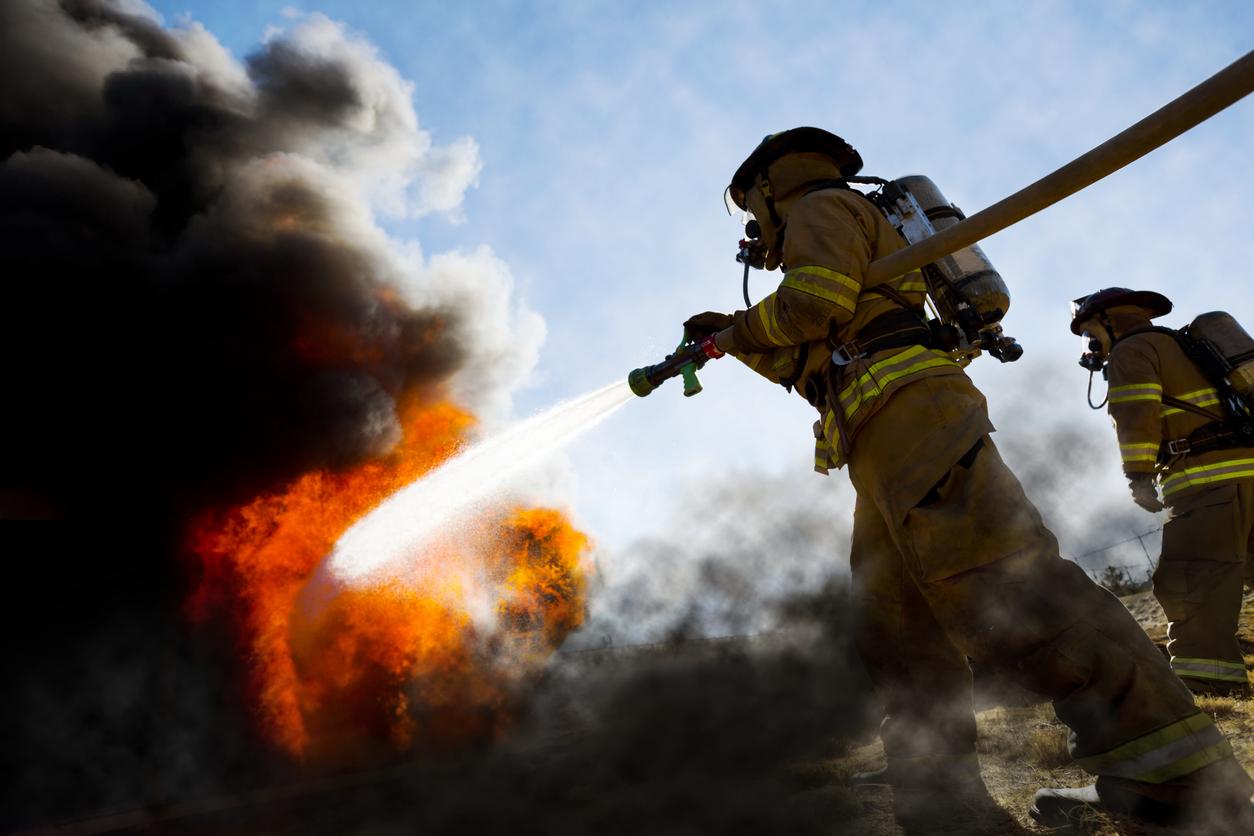 Предприниматель сжёг свой магазин, чтобы «обезопасить клиентов» от коронавируса