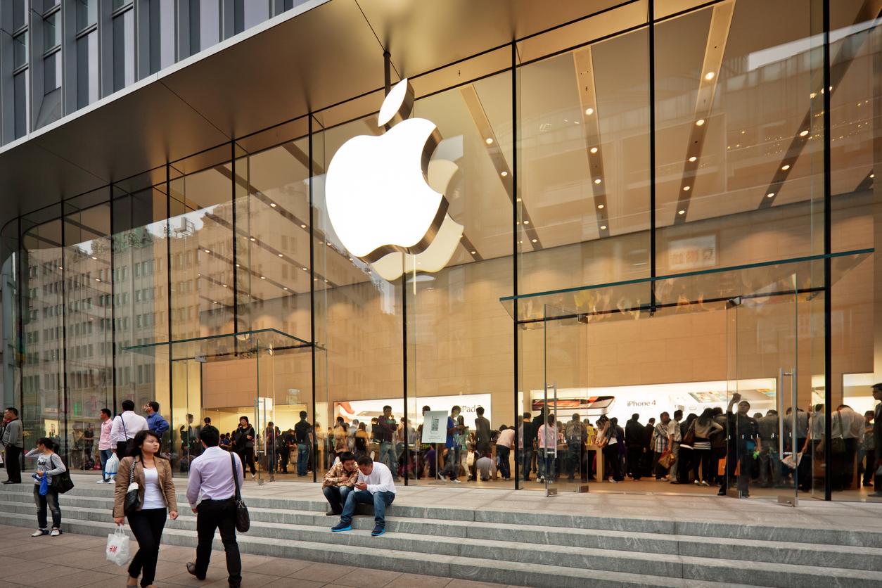 Apple обогнала нефтяного гиганта и ненадолго стала самой дорогой компанией мира