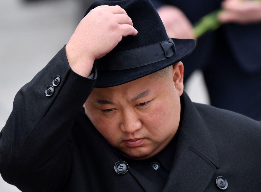 СМИ: Разведка США заподозрила у Ким Чен Ына тяжёлую болезнь