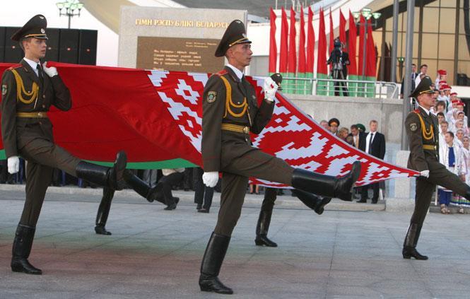 Выборы президента Белоруссии назначили на 9 августа