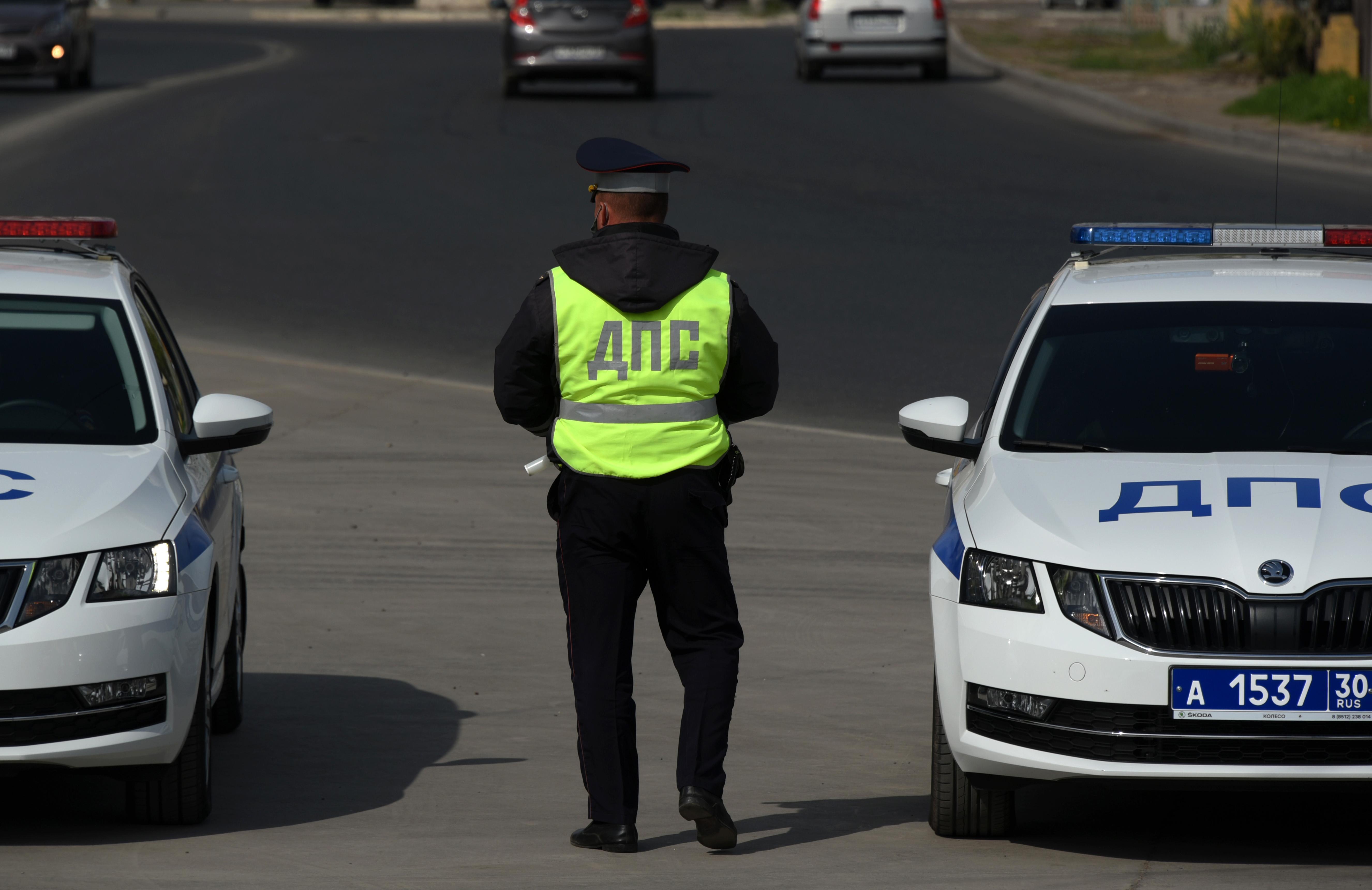ГИБДД проведёт в майские праздники рейд против пьяных водителей