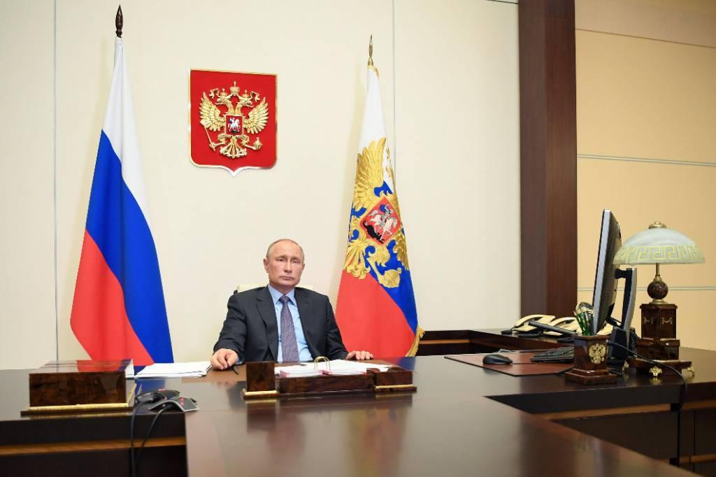 Путин поздравил народы стран бывшего СССР с Днём Победы