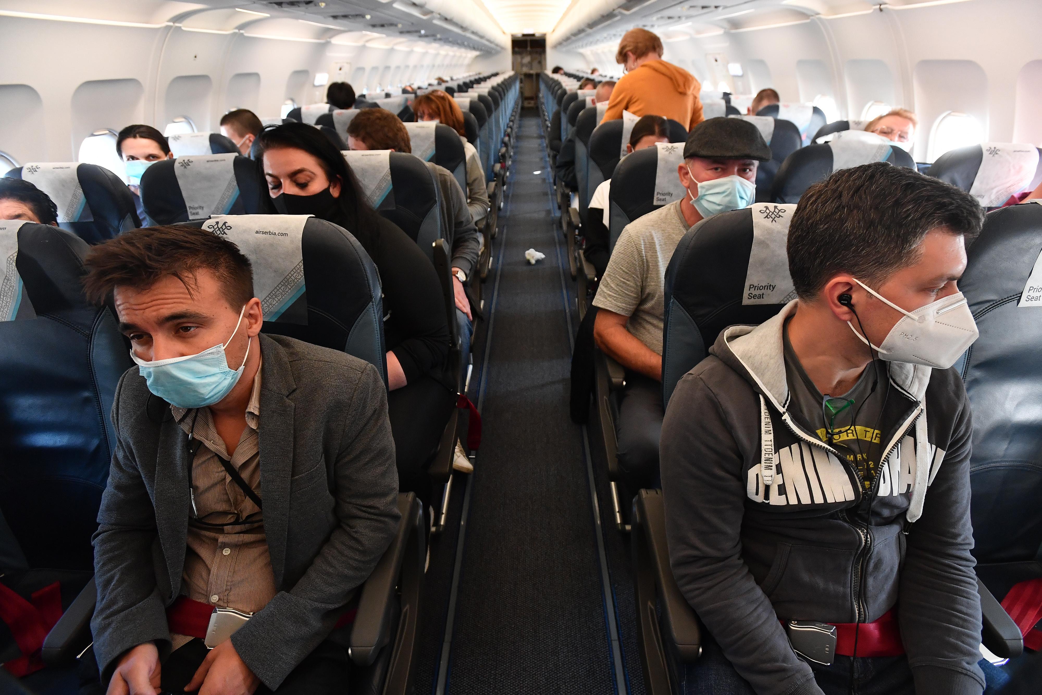 Стали известны условия перелётов в период пандемии