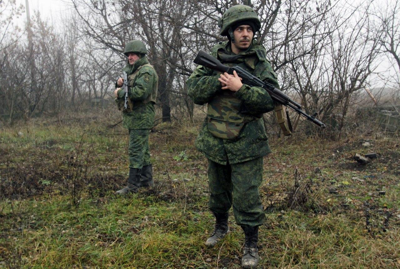 В ДНР сообщили о подавлении огневых точек украинской армии