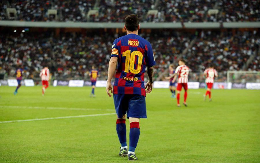 СМИ: ФК 'Барселона' обозначил шесть игроков с неприкосновенным статусом