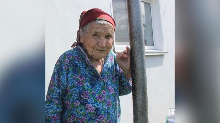 В Удмуртии по поправкам в конституцию проголосовала 100-летняя ветеран ВОВ