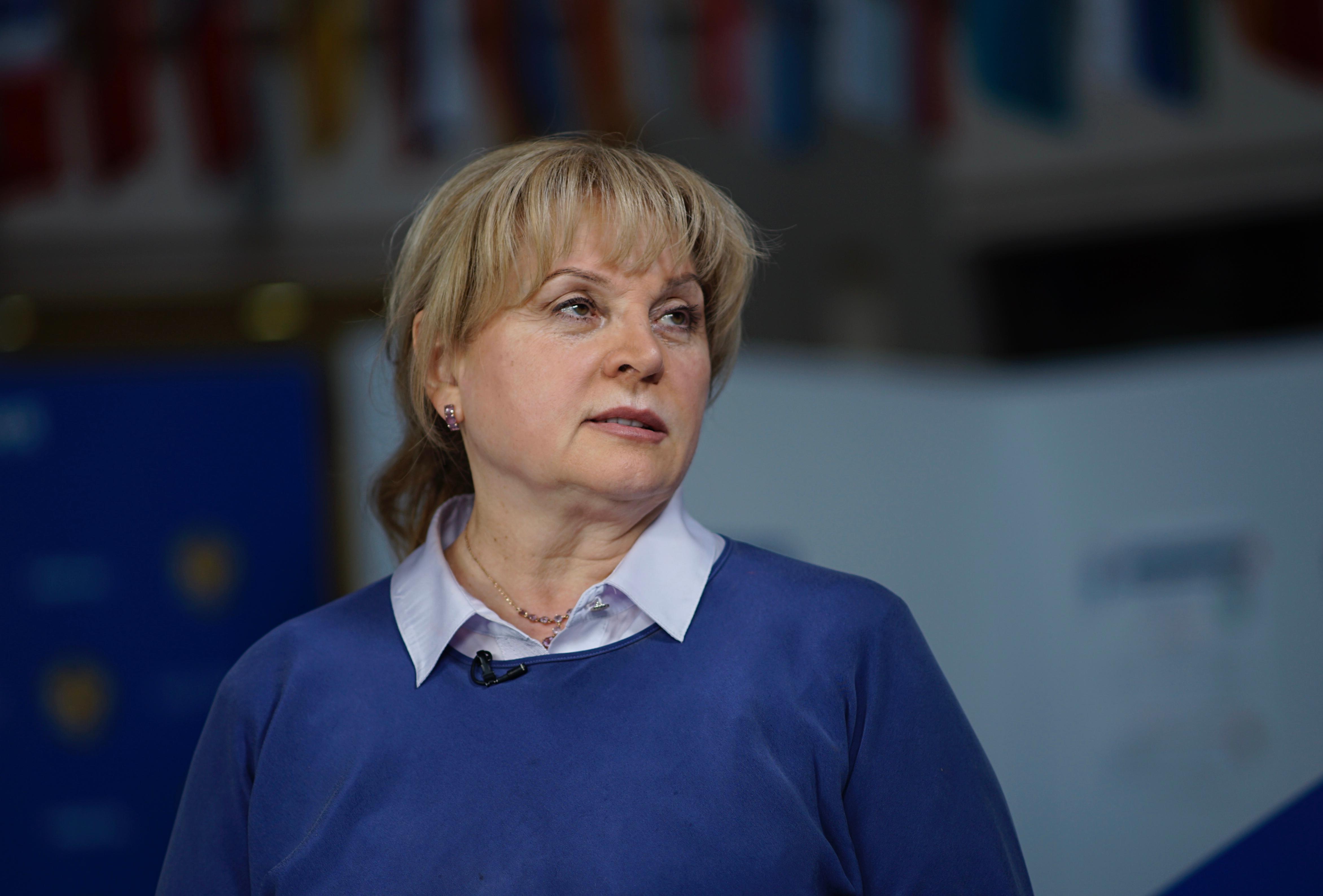 Памфилова заявила об отсутствии серьёзных жалоб по поводу голосования о поправках к конституции
