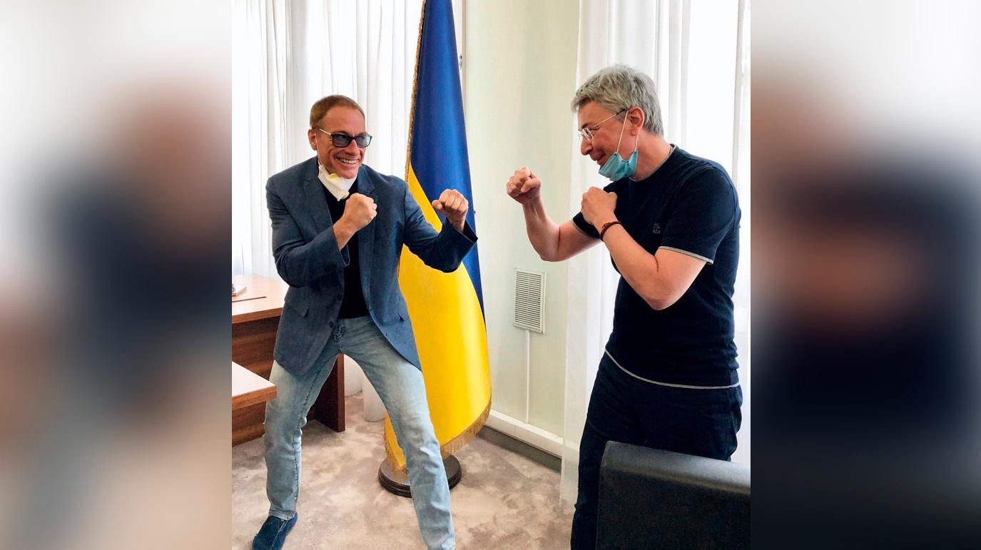 Netflix снимает на Украине комедийный боевик с Ван Даммом в главной роли