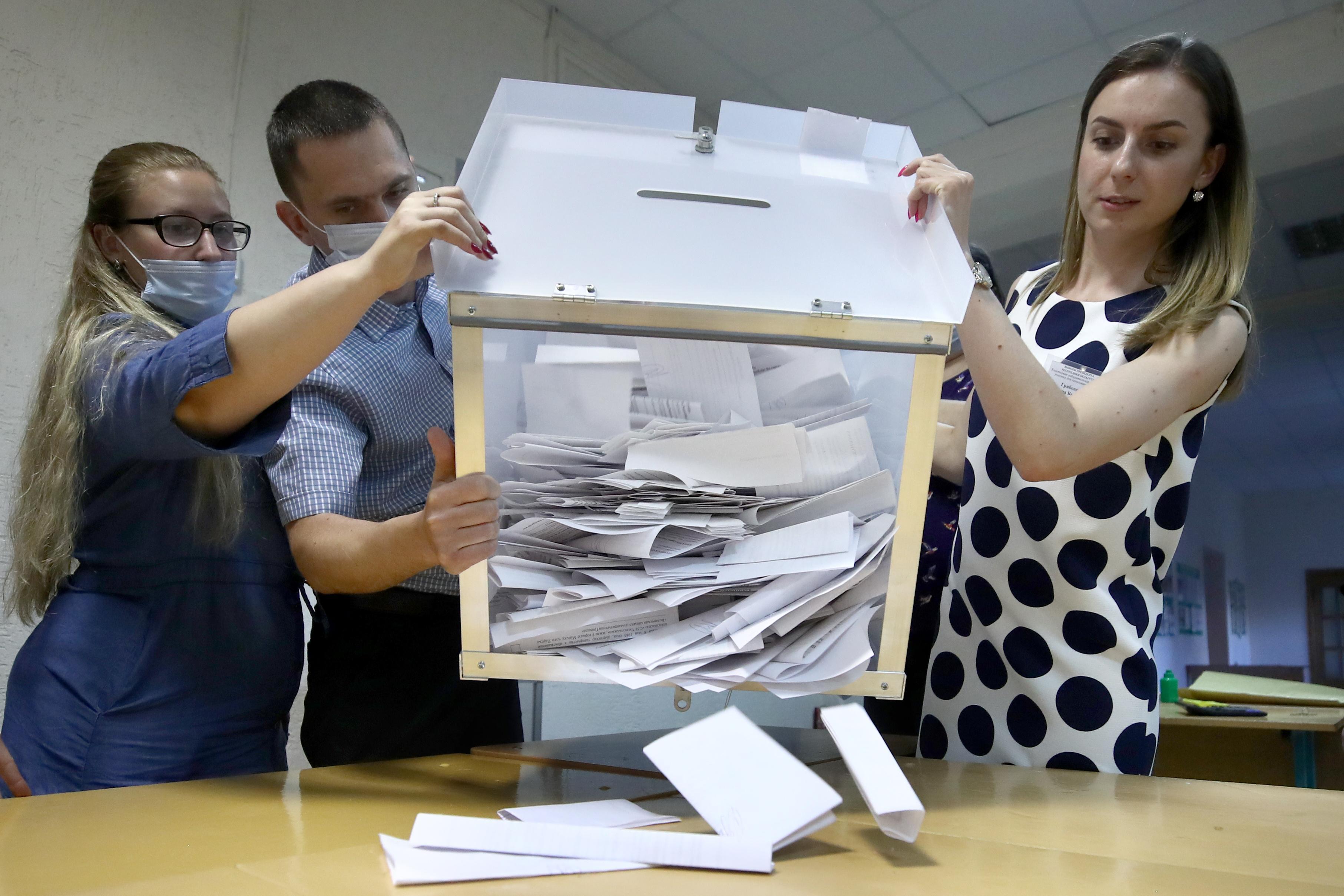 Помпео назвал выборы в Белоруссии несправедливыми и несвободными
