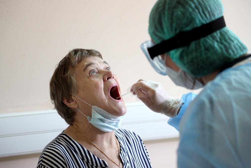 Оперштаб: Число пневмоний в Москве за месяц уменьшилось вдвое