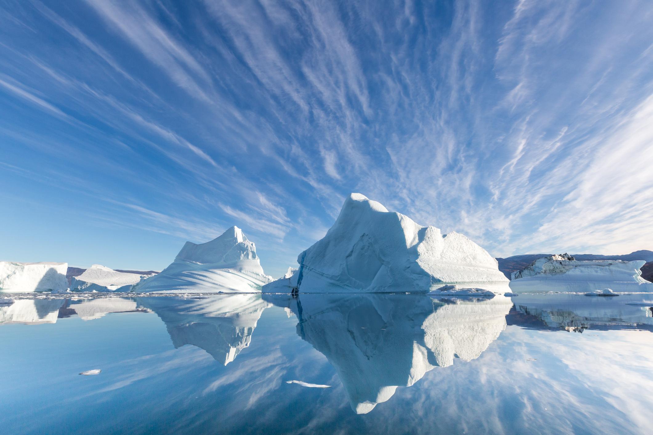 'Газпром нефть' выложила в Сеть более 6 часов звуков Арктики