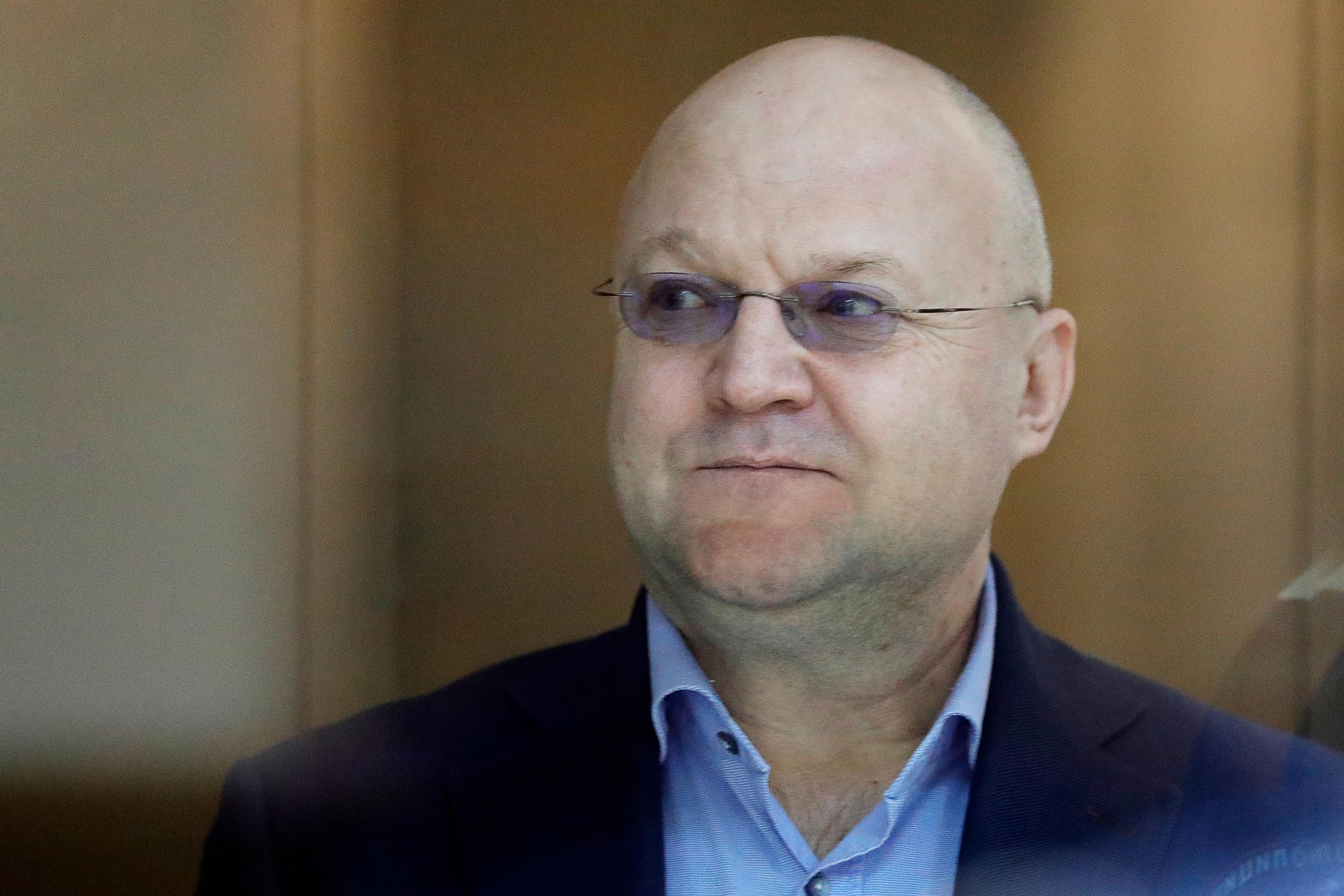 Суд оставил в силе приговор бывшему начальнику столичного главка СКР Дрыманову