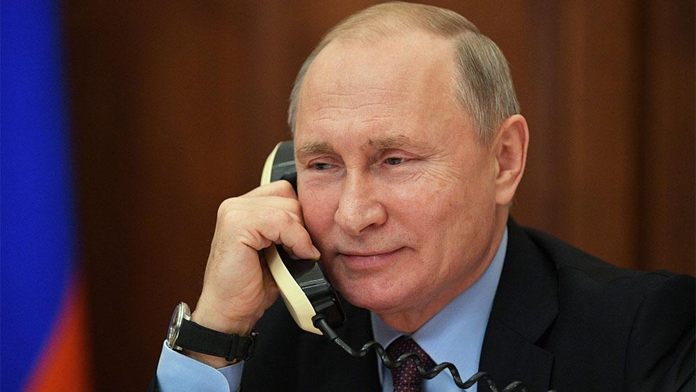 В Кремле рассказали, кто из мировых лидеров уже поздравил Путина с днём рождения