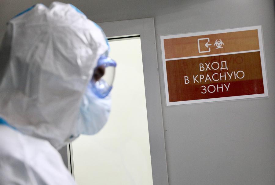 В России за сутки выявили более 25 тысяч новых случаев ковида, это максимум с 2 января