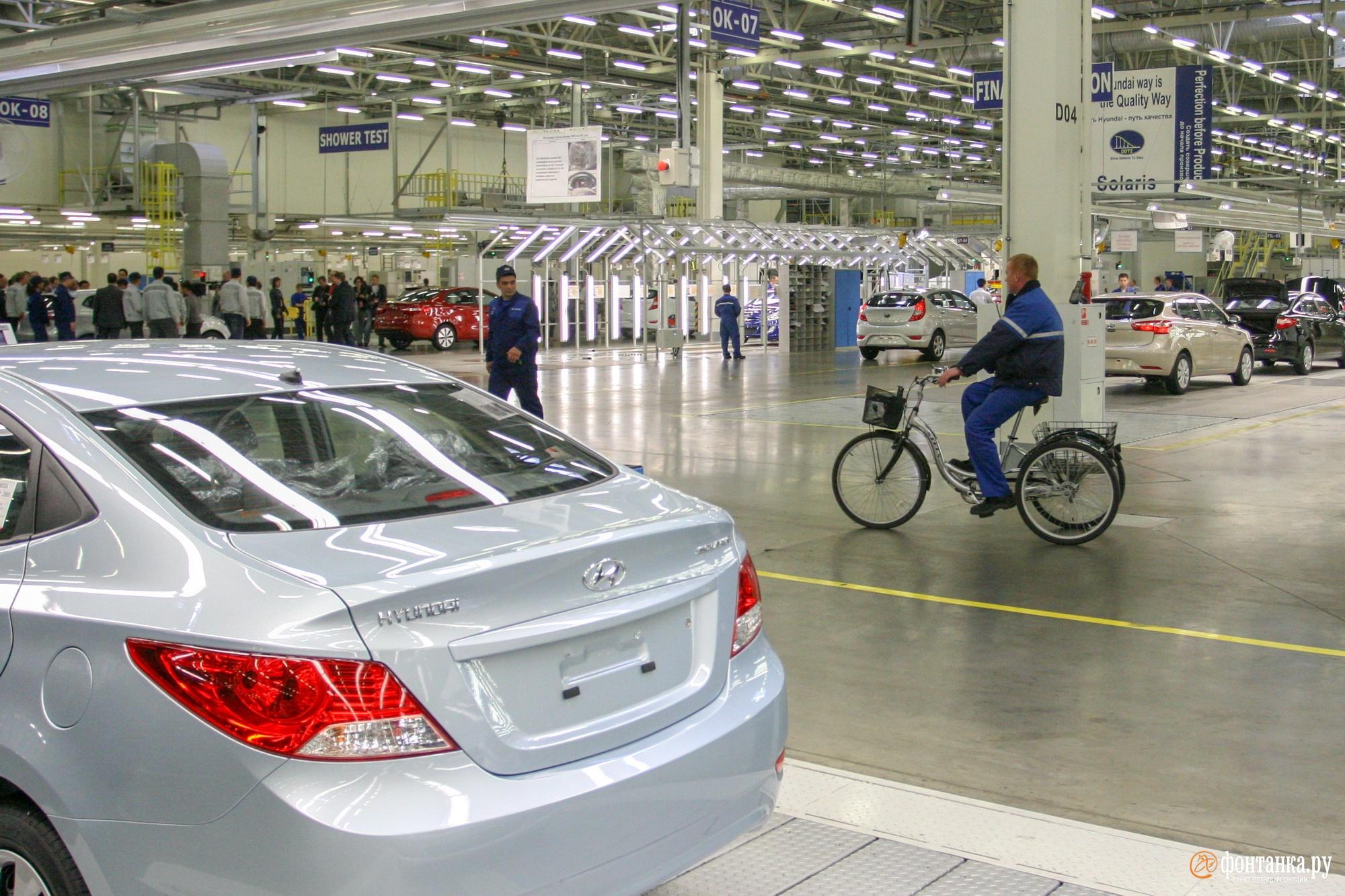 Hyundai подкатывает к льготам. Корейский автоконцерн нацелился на новый СПИК