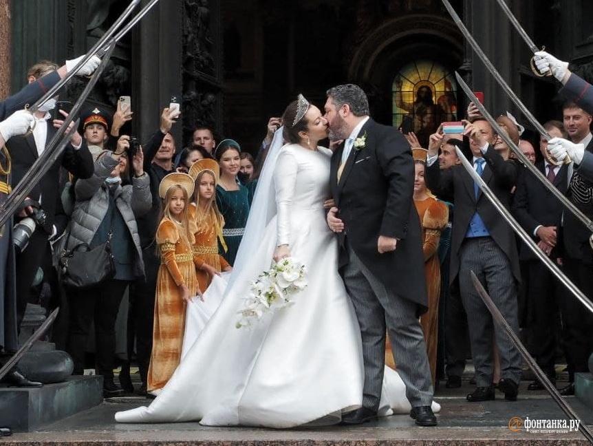 «Свадьба века». Только фото