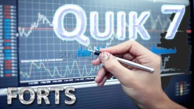 Настройка Quik (Квик) 7 для торговли фьючерсами на: ММВБ, индекс РТС, нефть Brent