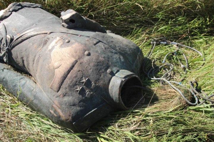 Россия возмутилась осквернением памятника Рокоссовскому